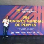 38. Svetový kongres fanklubov FCB