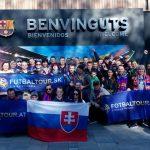 Spolupráca s cestovnou kanceláriou FutbalTour