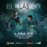 EL CLÁSICO V KINE!