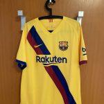 KOLEKCIA DRESOV FC BARCELONA